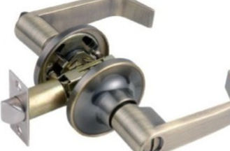 Stainless Steel Lever Door Handle Lock IS09001 Certification OEM Service